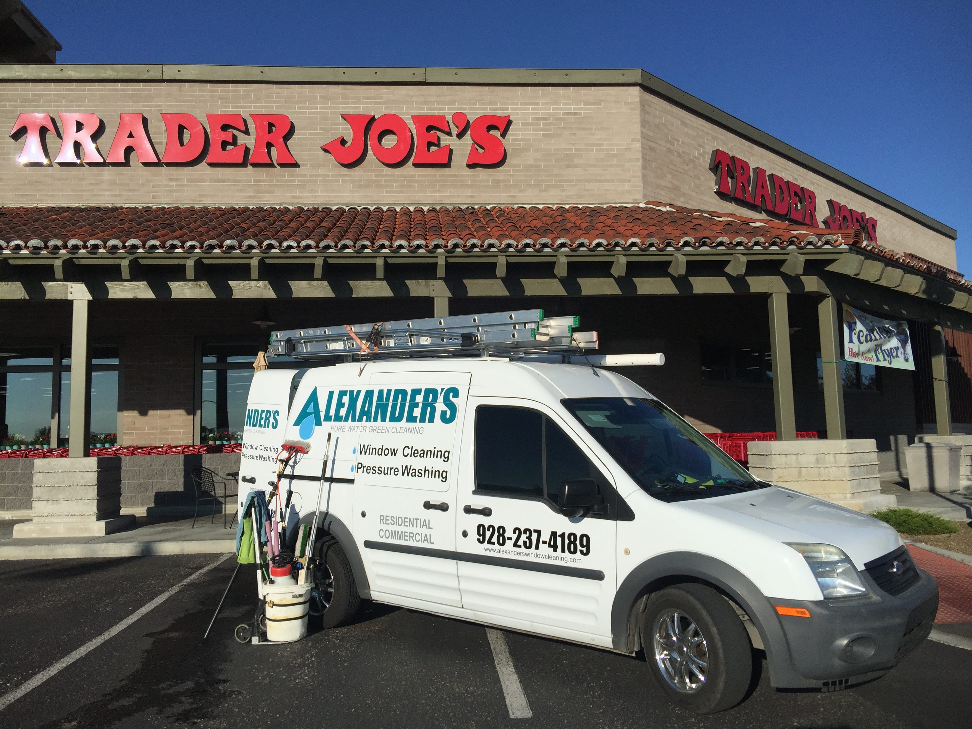 Homes we clean alexanders window cleaning 928 237 for House cleaning prescott az