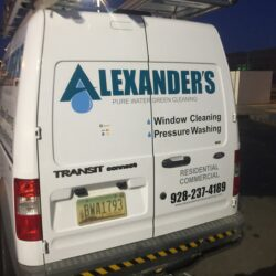 Alexanders Window Cleaning Services